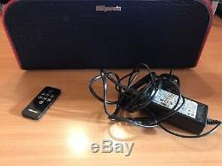 Klipsch Bluetooth Complet Sans Fil Haut-parleur Kmc3 Avec Bloc D'alimentation, À Distance Et La Boîte