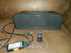 Klipsch Kmc 3 Wireless Center Kmc3 Bluetooth Aptx Haut-parleur Portable Remote