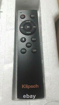 Klipsch Le Haut-parleur Stéréo Bluetooth Multiroom-ready Sans Fil Avec Télécommande