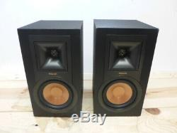 Klipsch R-15pm Haut-parleurs Ebony 2 Powered Way Avec Bluetooth Et À Distance
