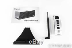 Klipsch Stadium Réseau Sans Fil Haut-parleur Argent Bluetooth À Distance