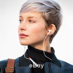 Klipsch T5 Neckband Bluetooth Oreillettes Avec Télécommande Et Microphone À Trois Boutons