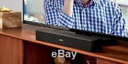 Le Système Sonore Bose Solo 5 Tv Bluetooth Comprend Télécommande 1 An De Garantie -fr