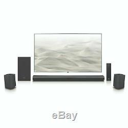 Lg 4.1 Canaux 420w Soundbar Surround Avec Haut-parleurs Sans Fil (slm4r) No À Distance