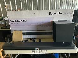 Lg Skc9 47 5.1.2 Canal Du Subwoofer Sans Fil Et Soundbar Avec Télécommande