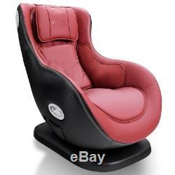 Loisirs Courbe Chauffée Chaise De Massage Sans Fil Bluetooth Haut-parleur Télécommande Us