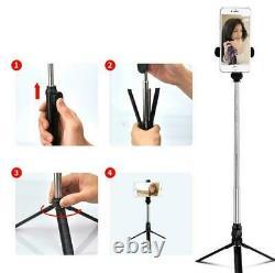 Lot De 100 Selfie Stick Trépied Pour Iphone Samsung Wireless Bluetooth Remote