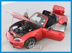 Mazda Mx-5 Miata 2017 Grand Touring Convertible 2d