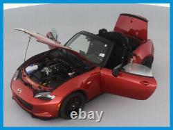 Mazda Mx-5 Miata Club Convertible 2d 2016