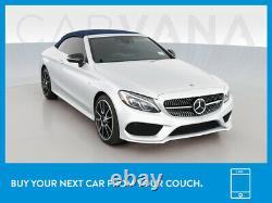 Mercedes-benz 2018 Classe C C 43 Amg Cabriolet 2d