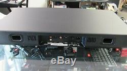 Mint Bose Solo 15 Série LI Tv Sound System Noir Nouveau Navire À Distance Quik