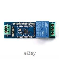 Module De Relais Bluetooth Module De Commande À Distance Iot Sans Fil 12v