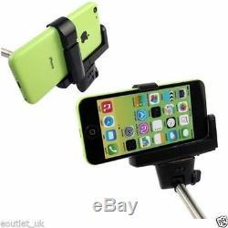 Monopode Selfie Bâton Télescopique Et Sans Fil Bluetooth Support Téléphone Mobile À Distance