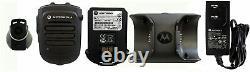 Motorola Bluetooth Wireless Remote Speaker MIC Kit Avec Chargeur Apx6000 Apx7000