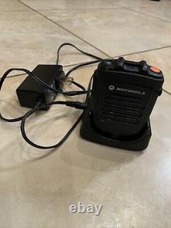 Motorola Mototrbo Bluetooth Haut-parleur À Distance Sans Fil MIC Kit Utilisé Dans L'incroyable Cond
