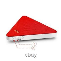 Mur Monté Bluetooth Wireless Tv Speaker Musique Haut-parleur Stéréo Télécommande
