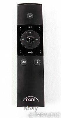 Naim Mu-soo Wireless Network Speaker Gen 1 Bluetooth Remote Naim Mu-soo Wireless Network Speaker Gen 1 Bluetooth Remote Naim Mu-soo Wireless Network Speaker Gen 1 Bluetooth
