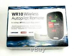 Navico Wr10 Sans Fil Bluetooth Autopilot 000-12316-001 De Télécommande Égarée