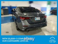 Nissan Sentra Sr Sedan 4d 2020