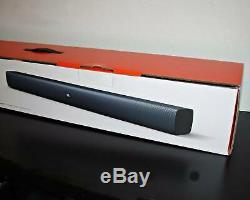 Nouveau Jbl Jblbarsblkam Bar Studio 2.0 Canal Bluetooth Soundbar Avec Télécommande