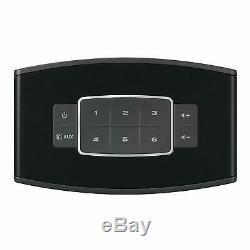 Nouveau Pack De 2 Haut-parleurs Wi-fi Soundtouch 10 De Bose, Noir, Avec Télécommande