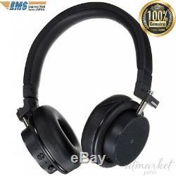 Onkyo Casque Sans Fil Scellé Bluetooth H500btb Noir Avec Système Ems Haute Résolution À Distance
