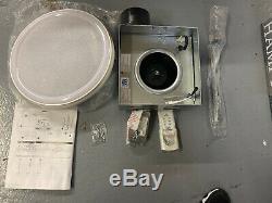Parleur Sans Fil Bluetooth Hotte Avec Lumière Led À Distance De Bain 100 Cfm