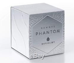 Parleur Sans Fil De Contrôle Pour Phantom, Alimentation À Distance, Volume, Bluetooth, Devialet
