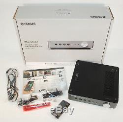 Préamplificateur De Streaming Bluetooth Sans Fil Yamaha Wxc-50 Musiccast Avec Box