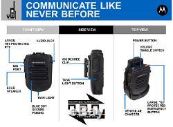 Rln6562 Rln6562a Oem Mototrbo Xpr Bluetooth Télécommande Sans Fil Haut-parleur MIC Rsm Nouveau