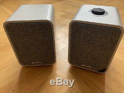 Ruark Mr1 Mkii Bluetooth Speaker System En Gris Doux Avec Télécommande