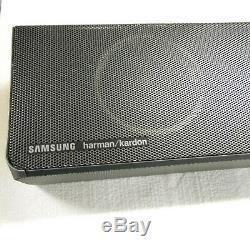Samsung 5.1.2 Harman Kardon Atmos Soundbar Avec Caisson De Basses Et À Distance Hw-n850 / Za