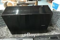 Samsung Hw-k550 3.1 Canaux 340w Soundbar Avec Caisson De Basses Sans Fil À Distance