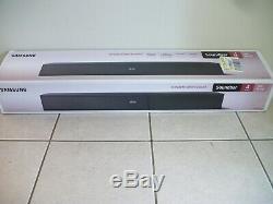 Samsung Hw-n400 Bluetooth Tv Maté Soundbar Avec Haut-parleur À Distance
