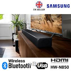 Samsung Hw-n850 4k Sans Fil Bluetooth Sound Bar Atmos (no No Subwoofer À Distance)