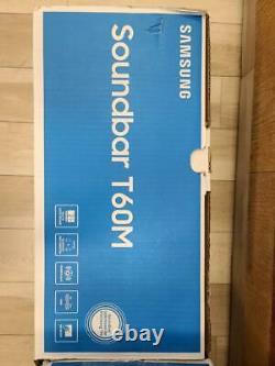Samsung Hw-t60m 310w 3.1ch Barre De Son Avec Wireless Subwoofer Bluetooth Remote