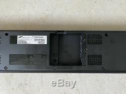 Samsung Soundbar Hw-f750 Soundbar Subwoofer Et À Distance Ctl, Sans Fil Ou Câblé