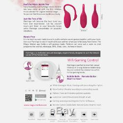 Sans Fil Bluetooth App À Distance De Contrôle Wearable Kegel Exerciser Balls Massager