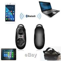 Sans Fil Bluetooth Gamepad Manette De Jeu À Distance Selfie Shutter Controller Pour Android