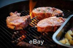 Sans Fil Bluetooth Wifi Thermomètre À Viande Meater Grill Four Fumeur Barbecue À Distance Nouveau