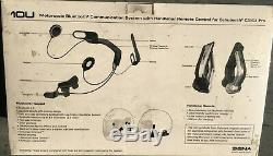 Schuberth C3 / C3 Pro Casque Interphonie Avec Télécommande Par Sena