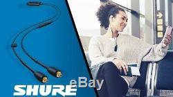 Shure Rmce-bt2 Câble De Communication Pour Écouteurs Bluetooth 5.0 Avec Télécommande + Micro
