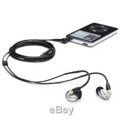 Shure Se425 Casque Inear À Isolation Sonore Rmce-bt1 Avec Télécommande Bluetooth Et Micro