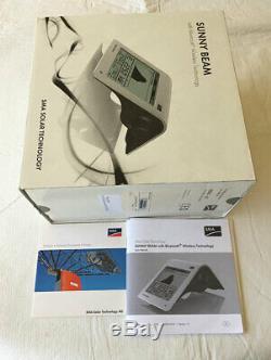 Sma Sunny Beam-bt-gr1 Bluetooth Sans Fil Système De Surveillance À Distance Solaire