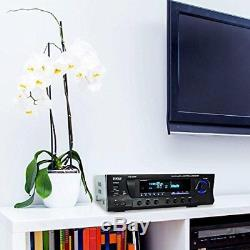 Son Autour De L'amplificateur De Puissance Audio Sans Fil Bluetooth 300 Canaux 4 Canaux