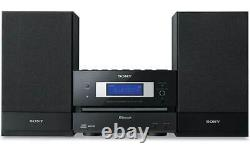 Sony Cmt-bx5bt Micro Hifi Component System Avec CD Et Bluetooth Wireless Brand Nouveau