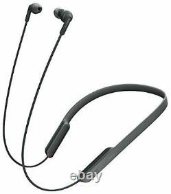 Sony Earphone Sans Fil Mdr-xb70bt Bluetooth Compatible Avec Télécommande Et