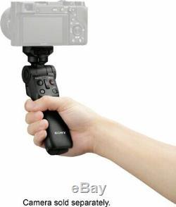 Sony Gp-vpt2bt Grip De Tir Avec Bluetooth Sans Fil Télécommande / Trépied
