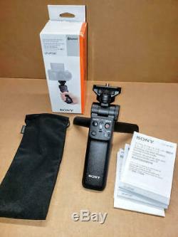 Sony Gp-vpt2bt Grip De Tir Avec Bluetooth Télécommande Sans Fil Trépied