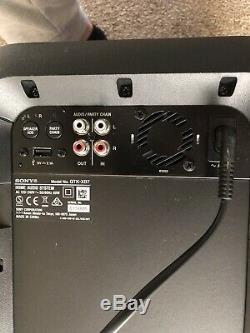 Sony Gtk-xb7 Haut-parleur Bluetooth 500watt Excellente Fils De L'état Et À Distance